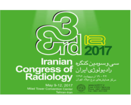 33th Iranian Congress of Radiology 2017
